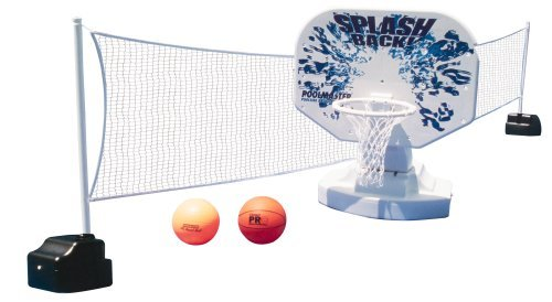 Poolmaster 72845 Splashback Poolside Basketball / Volleyball Game by Poolmaster kaufen