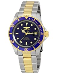 Invicta 8928OB Stainless Two Tone Automatic