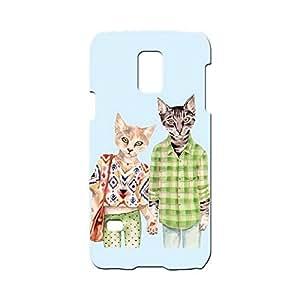 BLUEDIO Designer Printed Back case cover for Samsung Galaxy S5 - G0493