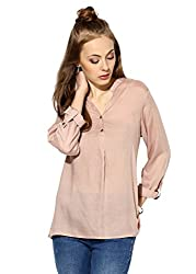 Raindrops Women's Top(1187F004G-Beige-XXL)