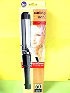 "Conair Curling Iron 1 1/4"" Large 110/220"