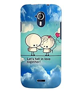 ColourCraft Funny Image Design Back Case Cover for MICROMAX CANVAS MAGNUS A117
