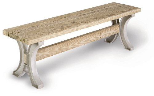 2x4basics  90140 AnySize Table or Low Bench, Sand