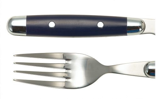 Cambridge Silversmiths 20-pc. Jubilee Jubilee Flatware Set, Blue