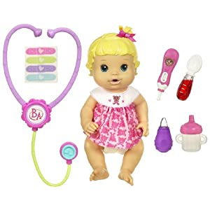 Baby Alive Better Now Baby - Caucasian Colors may vary