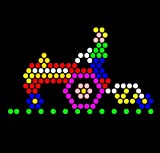 Lite Brite Refill: The Farm (SQUARE)
