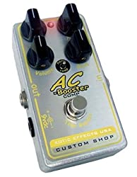 Xotic Custom Shop AC Comp Boost Overdrive Pedal from Xotic Effects