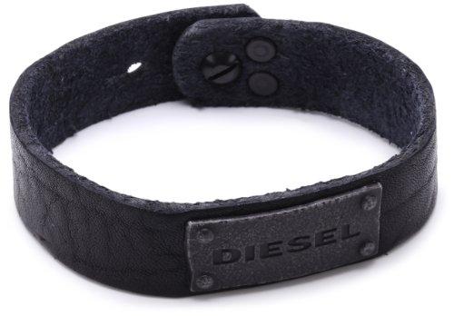 Diesel - Bracciale, Acciaio inossidabile, Uomo