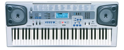 Best Price Casio CTK-591 Full-Size 61 Key Keyboard with Song Memory Recording FeatureB0000DH8HQ