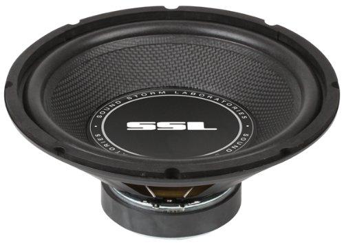 Ssl Ss10 Ss 10-Inch 600-Watt Single Voice Coil Subwoofer