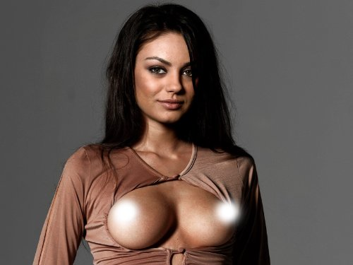 Mila+Kunis+HD+11x17+Photo+Sexy+Topless+HOT+%2309+HDQ