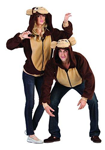 monkey couples Halloween costumes
