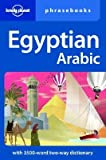 img - for Lonely Planet Egyptian Arabic Phrasebook [LONELY PLANET EGYPTIAN ARAB-3E] book / textbook / text book