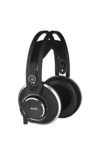 AKG(アーカーゲー) K872 AKG最上位モデルの密閉型ヘッドホンAKG最上位モデルの密閉型ヘッドホン