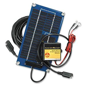 Larson Electronics 1220O2NR8DM Solar Battery Charger and Solar Battery Pulser Combination Unit - 2W s by Larson Electronics