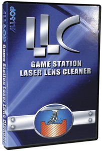 Allsop Game Station Laser Lens Cleaner - CD / DVD - cleaning disk