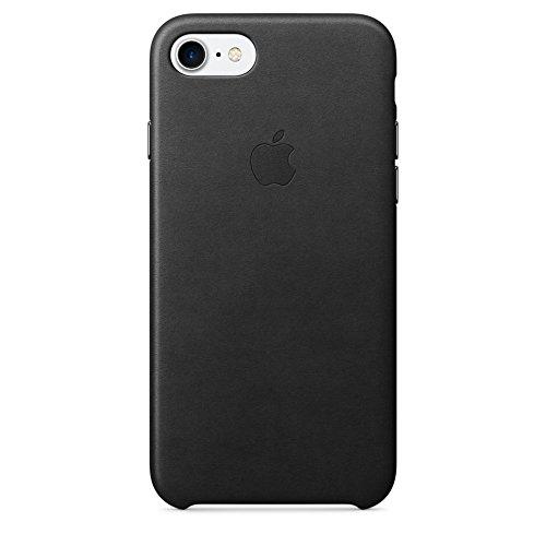 Apple(アップル) 純正 iPhone 7 (4.7インチ) レザーケース (ブラック)