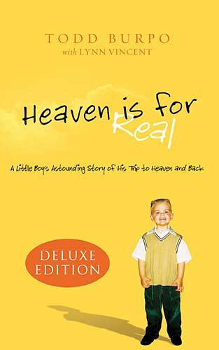 Heaven is for Real review by Todd Burpo