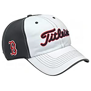 Boston Red Sox Logo Merchandise Boston Red Sox Titleist Golf Hat