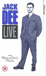 Jack Dee: Live At The Duke Of York [VHS]