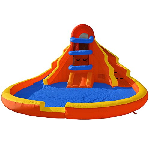 Merveilleux Cloud 9 Climb N Slide Inflatable Outdoor Water