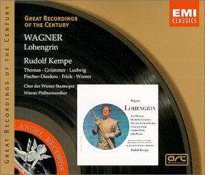 Wagner: Lohengrin (Great Recordings of the Century) (Wagner Great Operas compare prices)