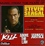 echange, troc David Michael Frank - Music From the Films of Steven Seagal