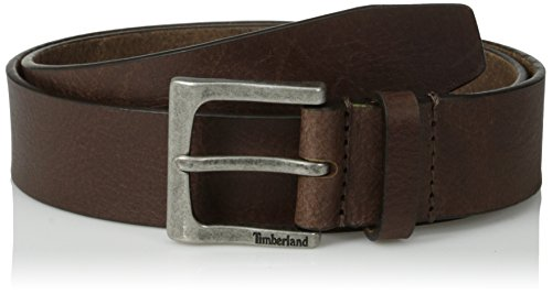 Timberland Men's 35Mm Classic Leather Jean Belt, Brown, 36 (Jean Belts For Men compare prices)