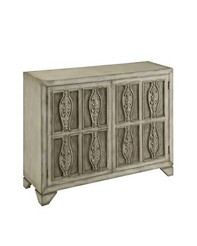 Coast to Coast 2-Door Cabinet, Grey