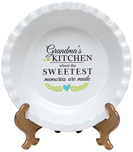 The Grandparent Gift Plate, Grandma Pie
