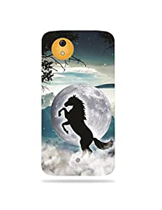 alDivo Premium Quality Printed Mobile Back Cover For Micromax Canvas Android One / Micromax Canvas Android One Printed Mobile Case (MKD028-3D-M11-MCAO)