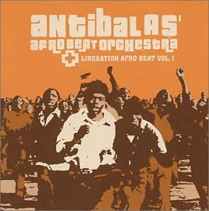V1 Liberation Afrobeat