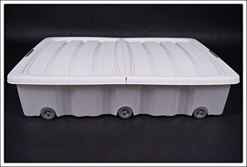 Unterbettkommode-mit-Rollen-40-oder-60-Liter-Farbe-wei-80-x-60-x-17-cm-60-Liter