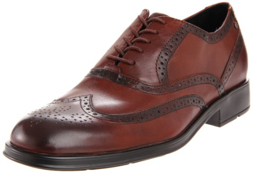 Rockport Men's Almartin Wingtip Tip Bal Oxford,Chili,10 M