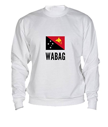 sweat-shirt-wabag-city-white