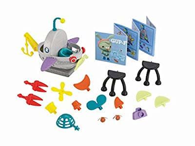 Fisher-Price Octonauts - GUP-F Build-A-Gup by Fisher-Price