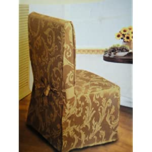 PATTERNS FOR DINING CHAIR COVERS Chair Pads Cushions