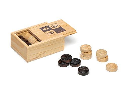Juguetes Cayro - NG Classics, accesorios damas de madera (617.0)