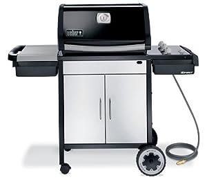 weber 3821001 spirit e 310 natural gas grill black discontinued by manufacturer. Black Bedroom Furniture Sets. Home Design Ideas