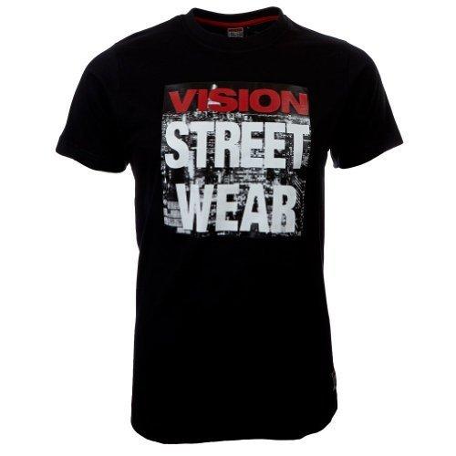 Vision Street Wear Highrise T-Shirt , schwarz