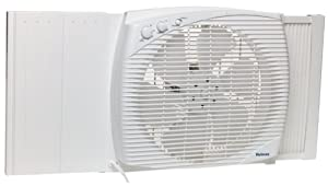 Holmes hawf1013 12 inch power window fan home for 12 inch window fan