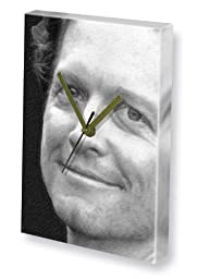ERIC STOLTZ - Canvas Clock (LARGE A3 - Signed by the Artist) #js001