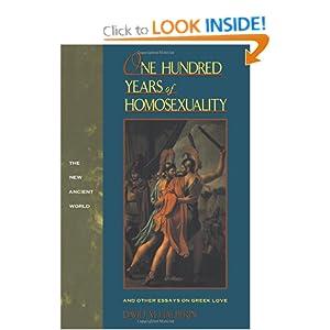homosexuality essays