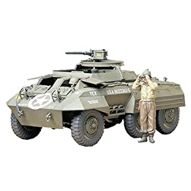 U.S. M-20 Armored Utility Truck by Tamiya