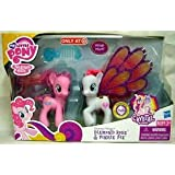 My Little Pony Glimmer Wings Diamond Rose & Pinkie Pie - Crystal Empire