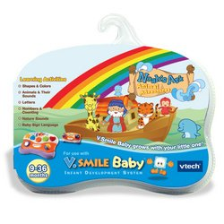VTech - V.Smile Baby - Noah's Ark Animal Adventure