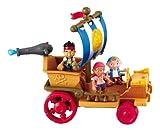 Disney's Jake and the Never Land Pirates Never Land Sailwagon