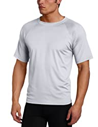 Kanu Surf Men's Solid UPF 50+ Rashguard
