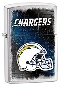 NFL - San Diego Chargers Zippo Lighter *Free Engraving (optional)