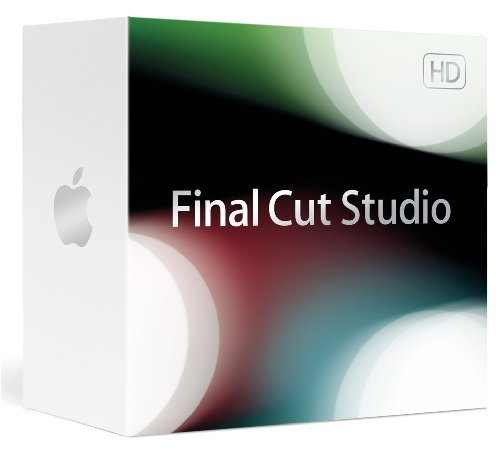 Final Cut Studio Upgrade - Old Version